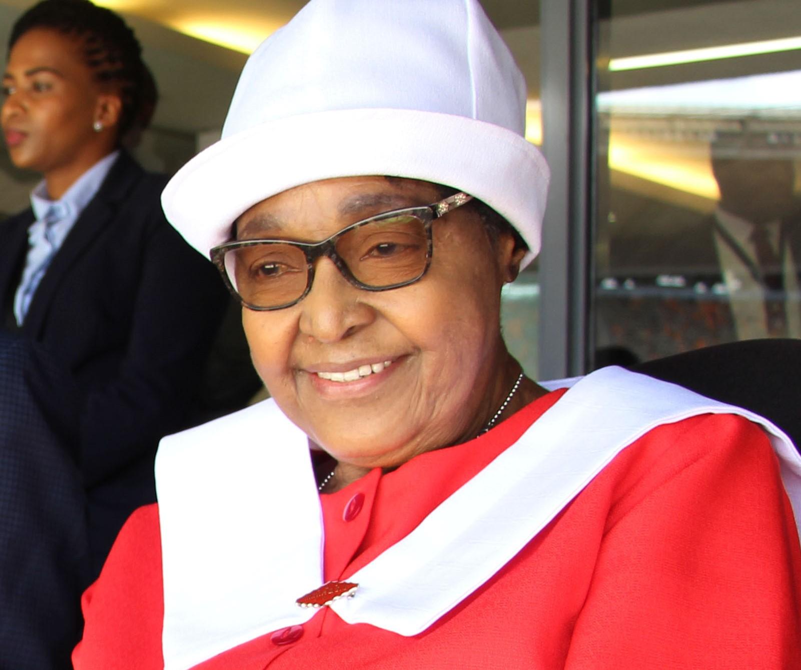 Mama Winnie - Motsepe Foundation 2