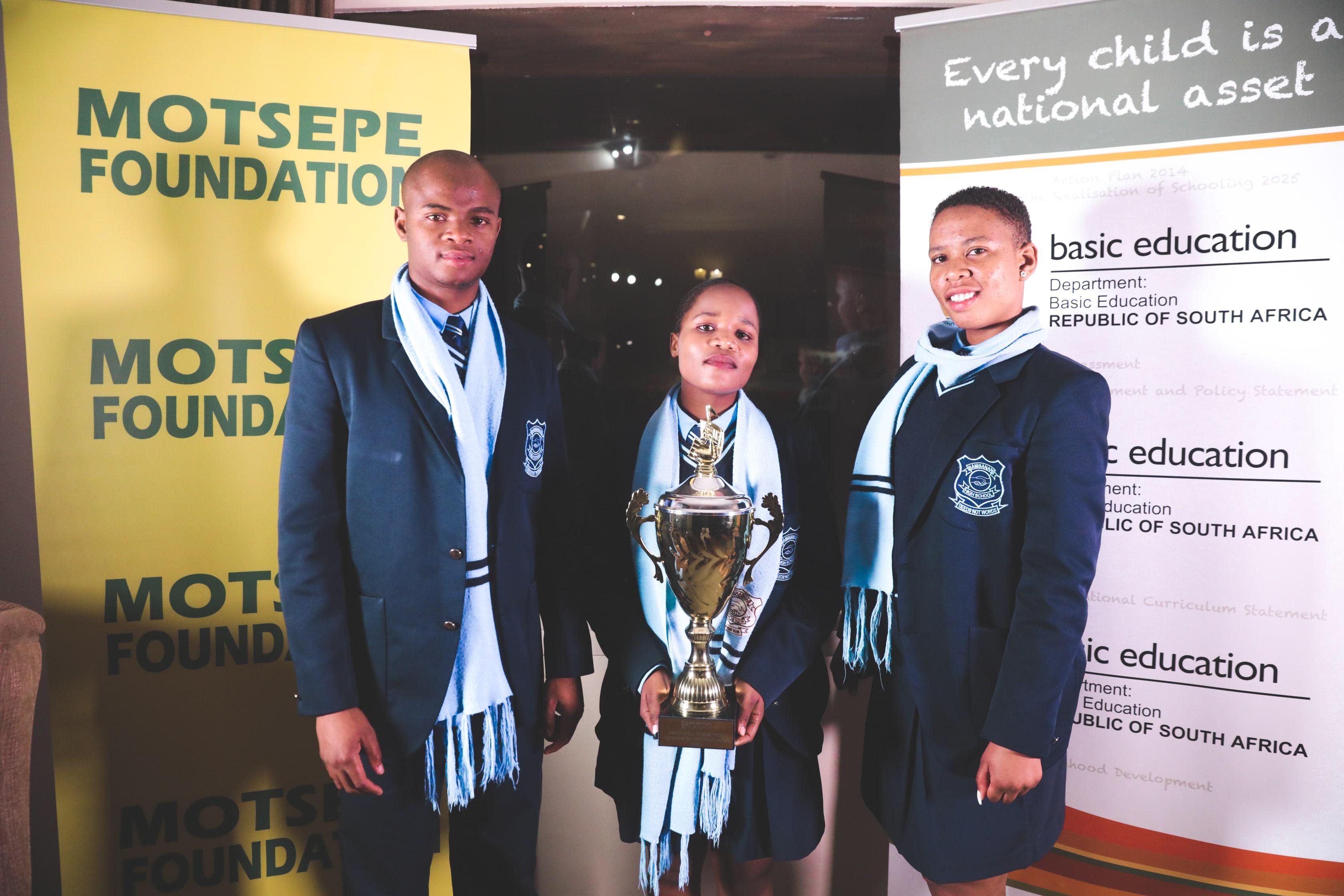 ABC SCHOOLS EISTEDDFOD - Motsepe Foundation