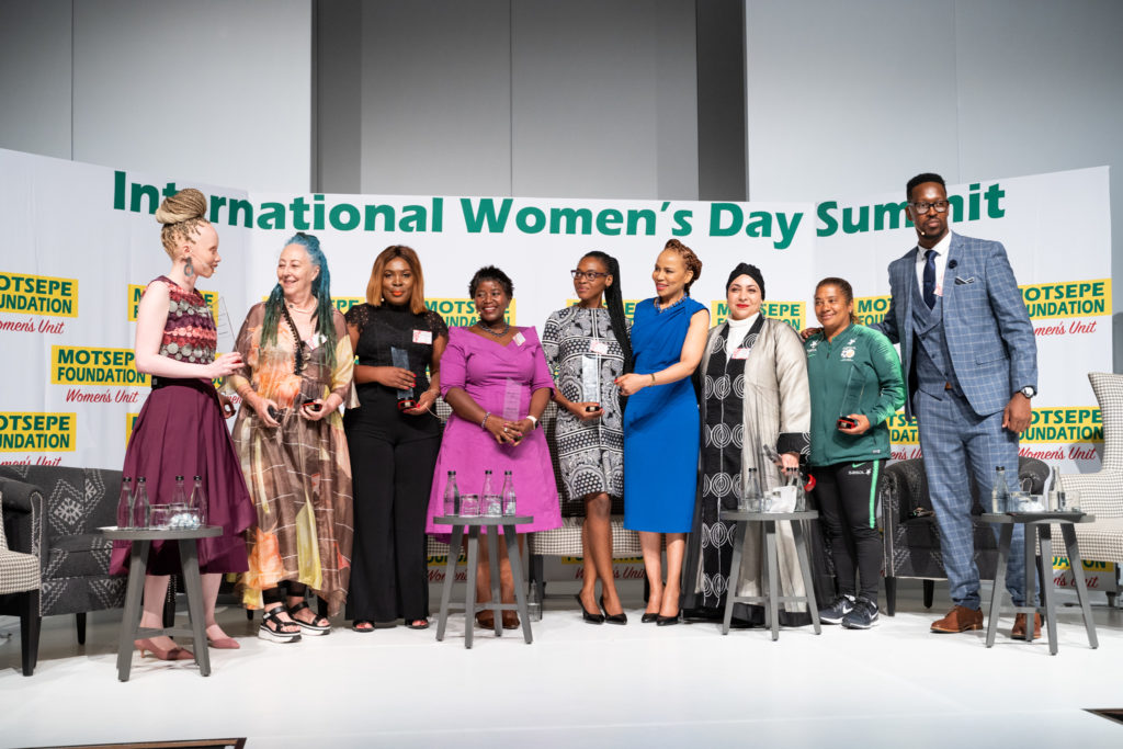 International Women S Day Motsepe Foundation Women S Unit Calls For A Gender Balanced Society Motsepe Foundation