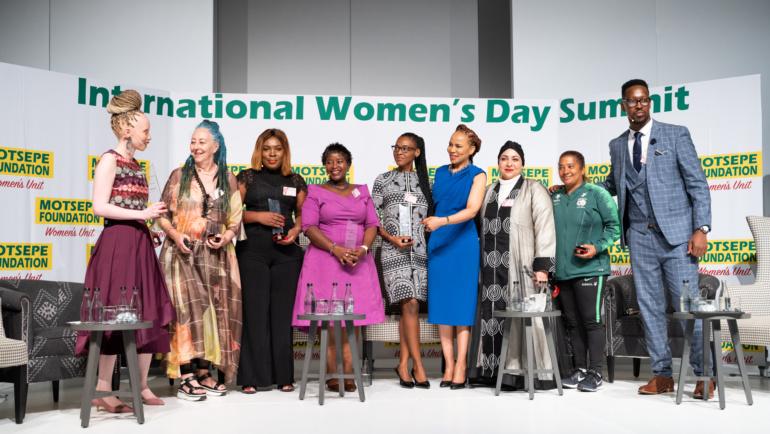 International Women's Day: Motsepe Foundation Women's Unit calls for a Gender Balanced Society.
