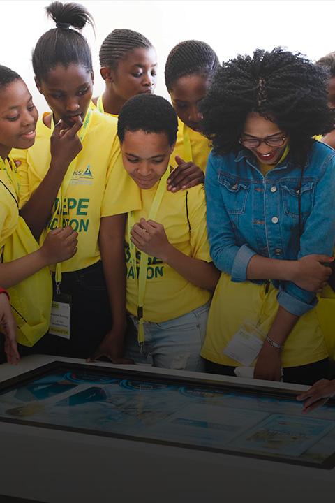 Homepage - Motsepe Foundation