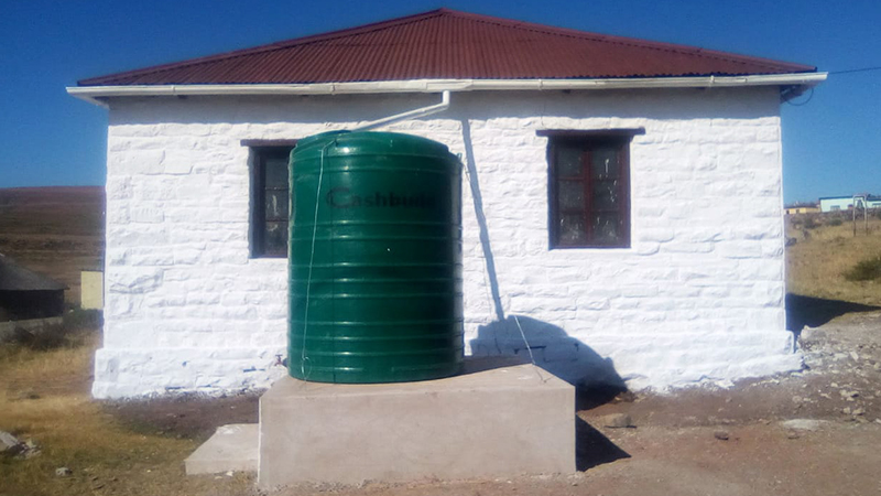 Motsepe Foundation Clean Water and Sanitation