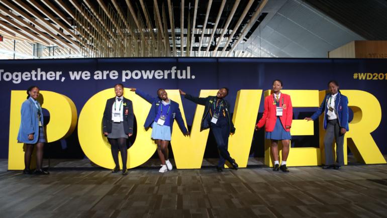Motsepe Foundation Women's Unit at Women Deliver Conference