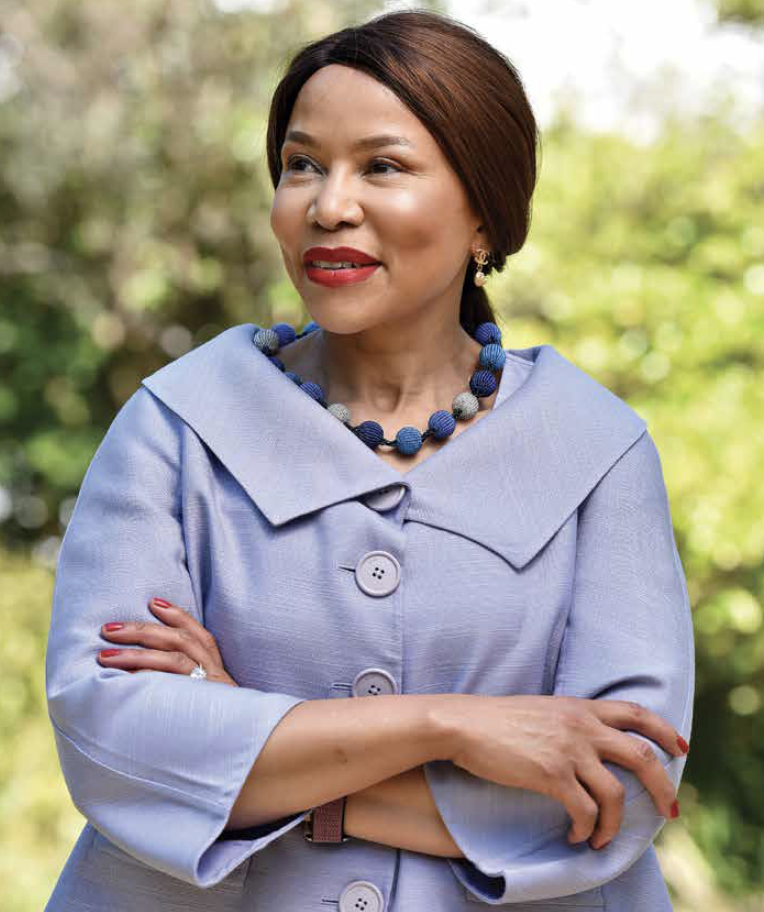 New Chancellor Continues Legacy of Women's Leadership at UCT