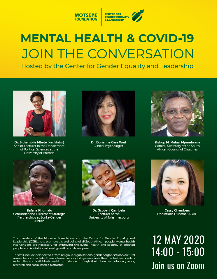 Mental Health and COVID 19