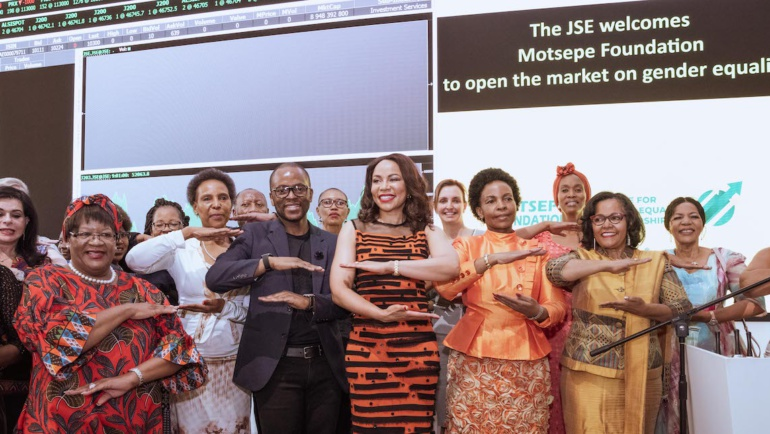 African Women Should Be at the Center and Forefront  of the Continent's Development