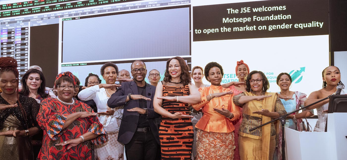 Women at the JSE
