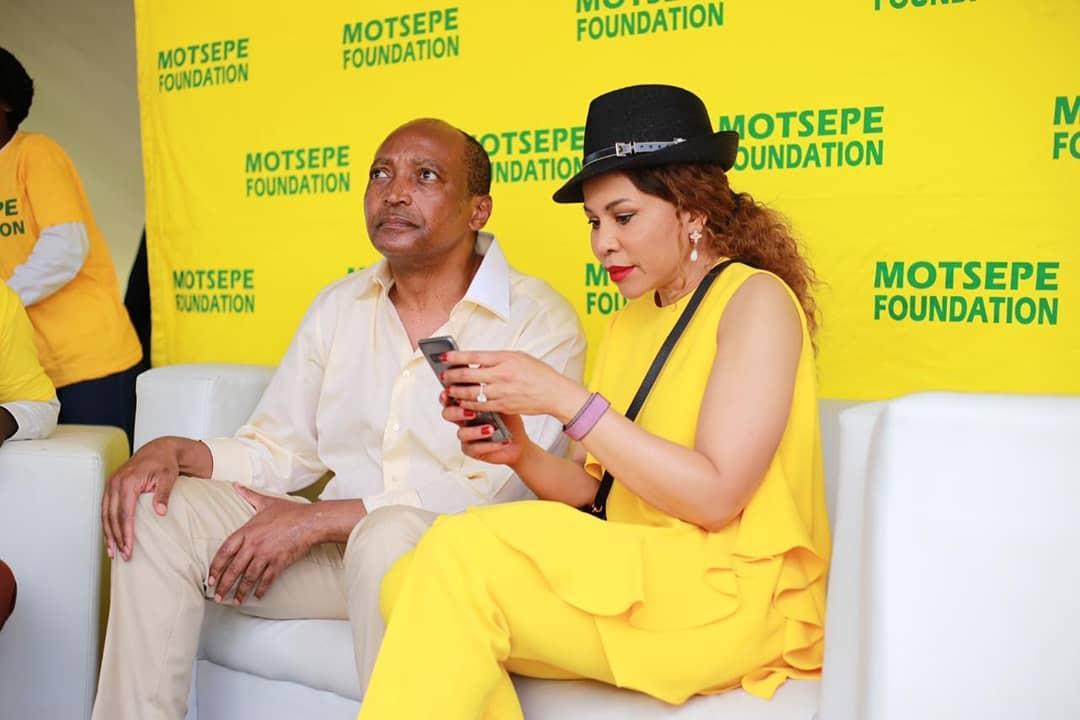 Dr Precious Moloi-Motsepe