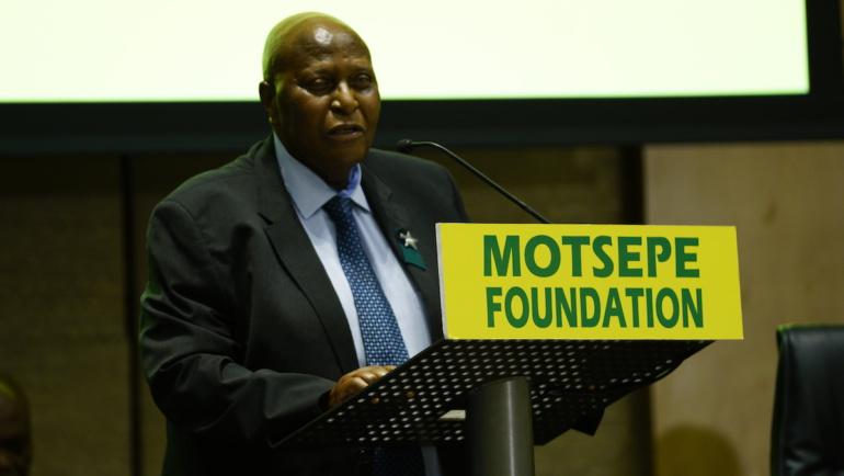 Motsepe Foundation Mourns the Passing of Rev Emmanuel Motolla