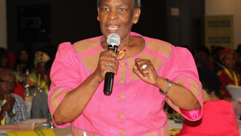 Tribute to Dr Semane Molotlegi