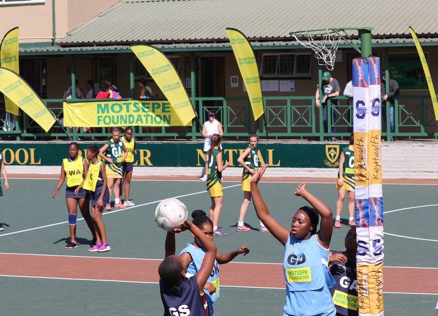 Kay Motsepe School Cup Netball